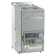 Photo of Bosch Rexroth EFC5610 1.5kW 400V 3ph AC Inverter Drive, HMI, DBr, C3 EMC