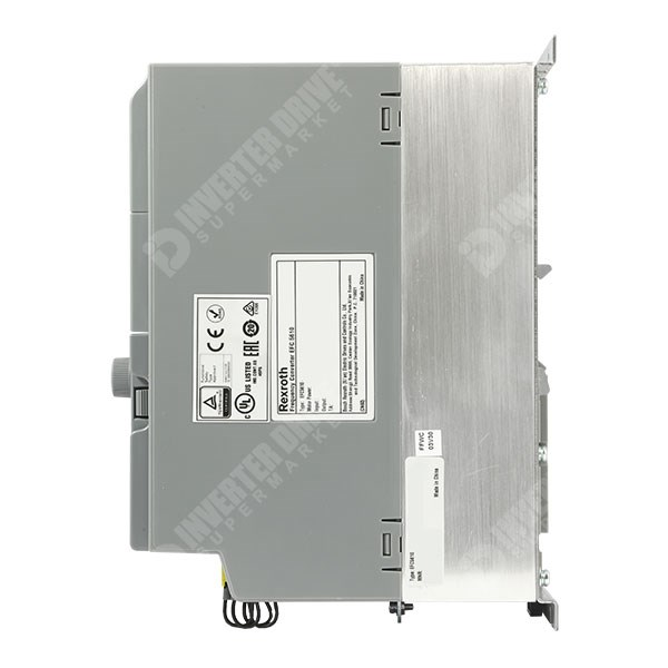 Photo of Bosch Rexroth EFC5610 3kW 400V 3ph AC Inverter Drive, HMI, DBr, STO, C3 EMC