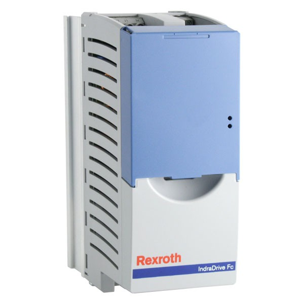 Photo of Bosch Rexroth IndraDrive Fc 0.25kW 230V 1ph to 3ph (or 3ph to 3ph) - AC Inverter Drive Speed Controller